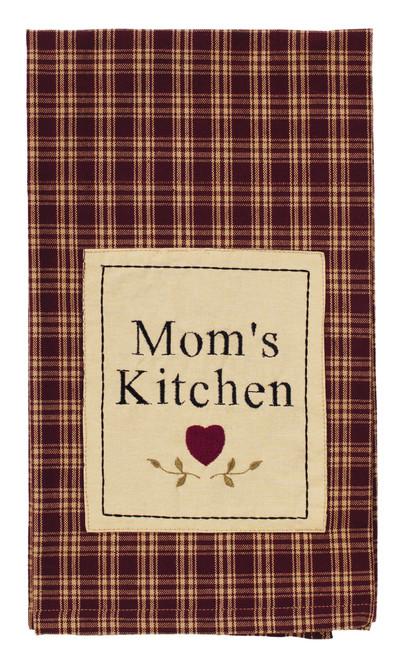 Cambridge Wine Mom's Kitchen Dishtowel