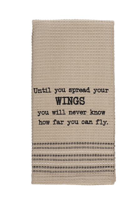Spread Your Wings Dishtowel