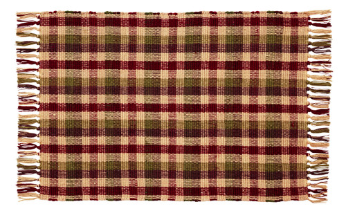 "Apple Cider Rectangle Rug, Small - 20"" x 30"""