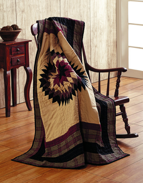 Chelsea Quilted Throw