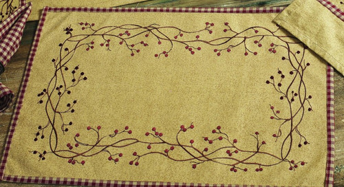 Checkerberry Placemat
