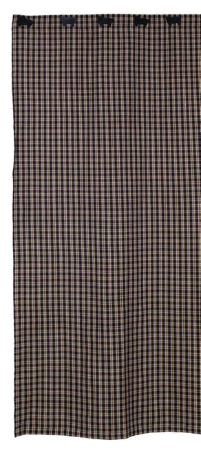 Cambridge Navy Shower Curtain