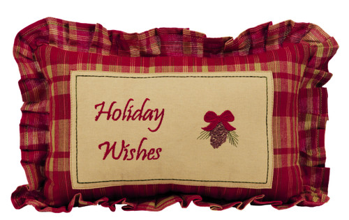 Holiday Pine Pillow