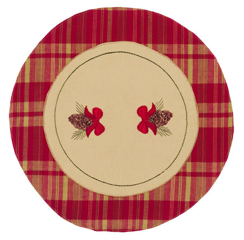Holiday Pine Tablemat