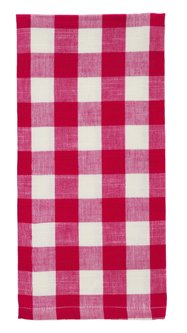 Picnic Red Dishtowel