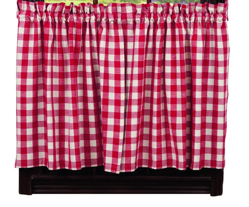 Picnic Red Short Tier Pair