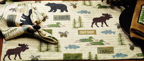 Wilderness Placemat
