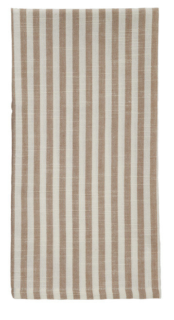 Au Natural Stripe Dishtowel