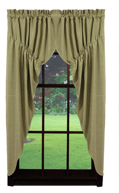 Apple Valley Prairie Curtain Set