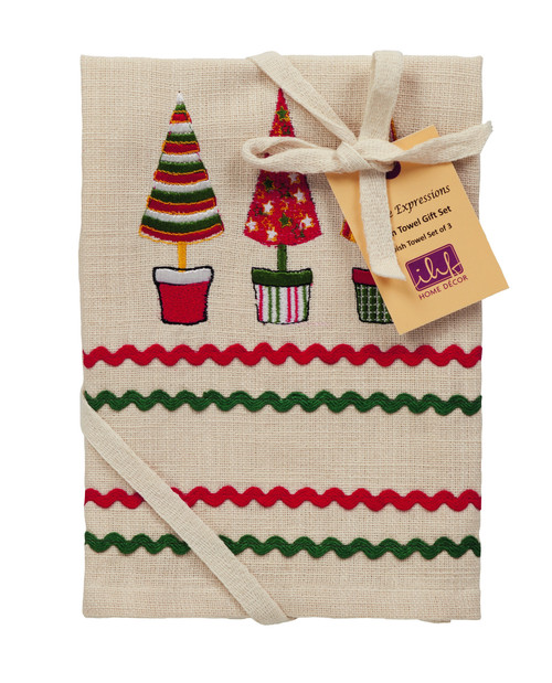 Emerson Dishtowel Gift Set - Set of 3
