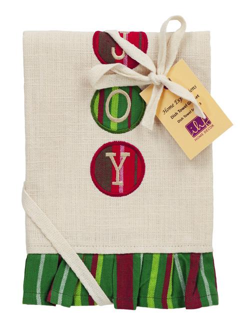 Dasher Dishtowel Gift Set - Set of 3