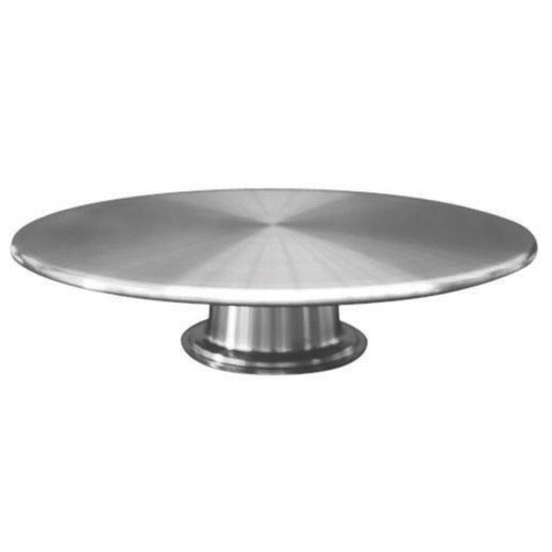 Cake Turntable - STAINLESS STEEL