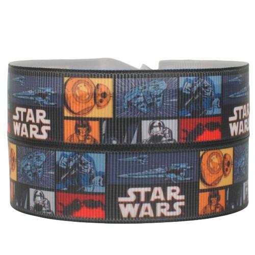 Starwars Ribbon (per 1/m)