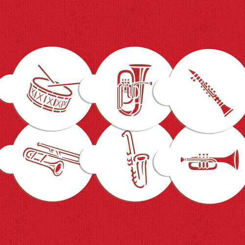 Marching Bands Instruments Set C953