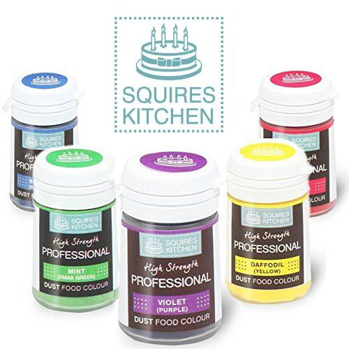 Squires Kitchen Food Dust 4g