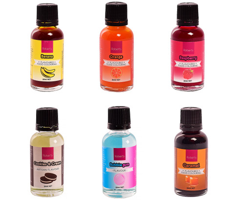 Roberts Edible Craft Food Flavours