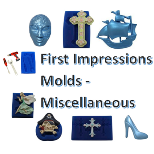 FIRST IMPRESSION MOLDS -  Miscellaneous