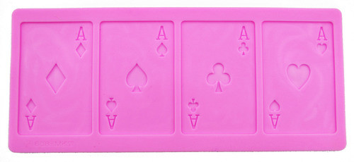 Card Game Silicone Mold