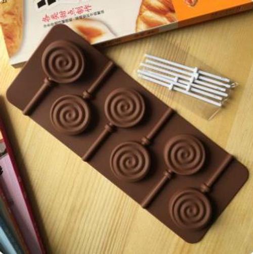 Lollipop Chocolate mold