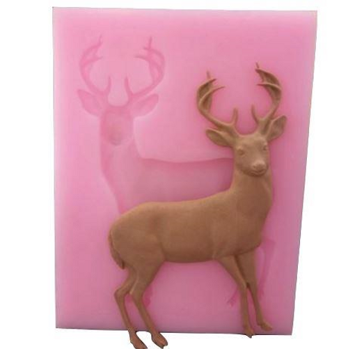 Male Buck / Deer Mold