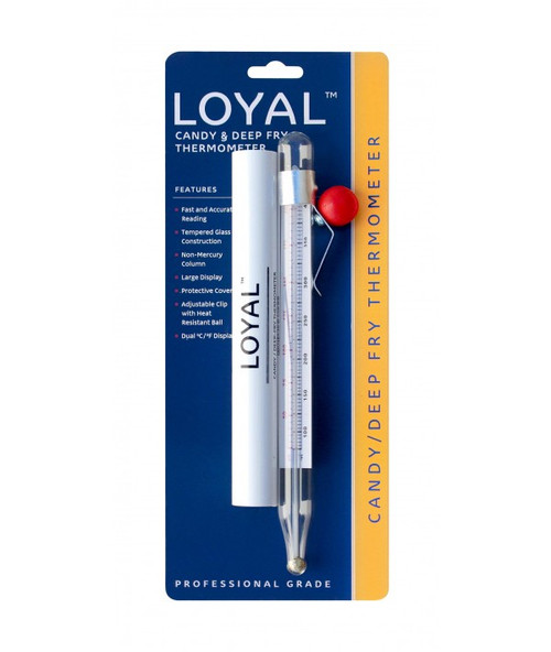Loyal Candy & Deep Fry Thermometer