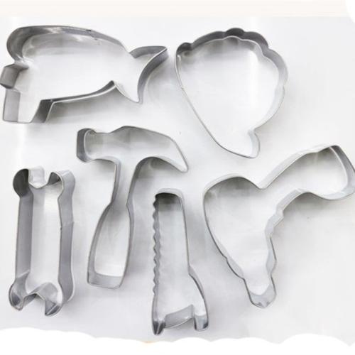 Tool 6pc Tin Plate Cutter Set