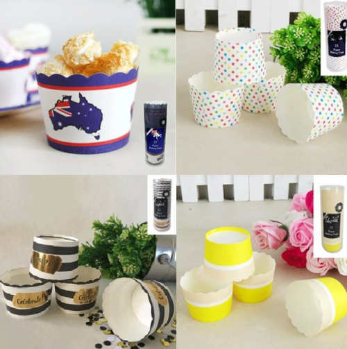 Shmick Novelty Baking Cupcake Cups