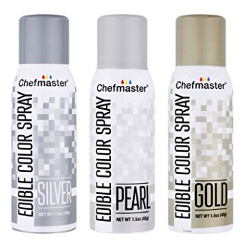 Chefmaster Edible Colour Spray 42g