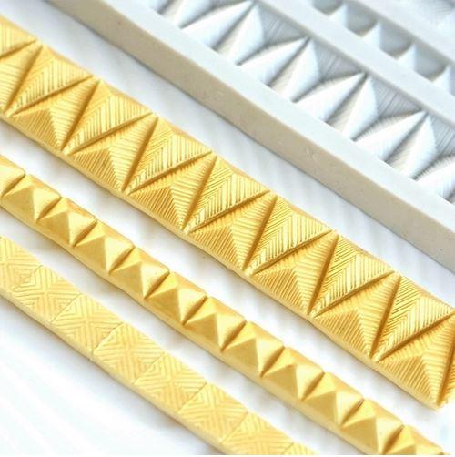 Jewelry & Pyramids Silicone Mold