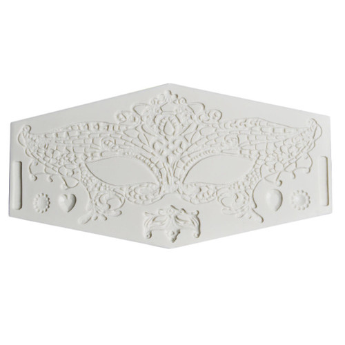 Masquerade Silicone Mould