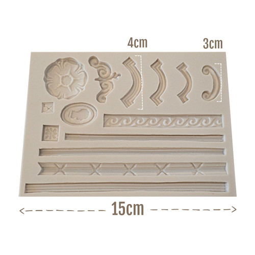 Framing Set Silicone Mold