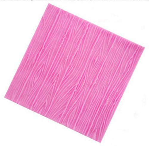 Wood grain Silicone mat