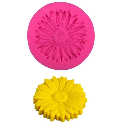 Daisy / Sunflower Silicone Mould