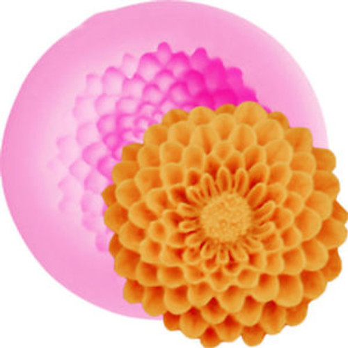 Aster Flower Silicone Mold