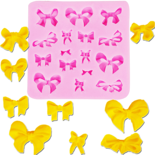 Tiny Bows Silicone Mould