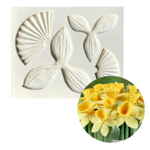 Daffodil Silicone Mould