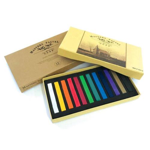 Maries - Master Pastel colours 12 set