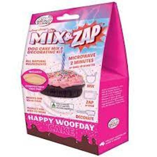 HAPPY WOOFDAY CAKE Kit – Pink