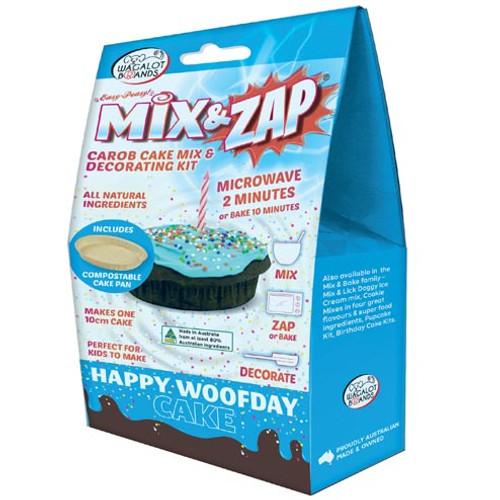 HAPPY WOOFDAY CAKE Kit – Blue