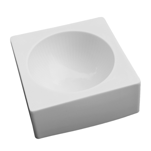 "Half Sphere 6.5"" Silicone Cake Mold"