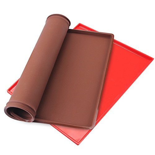 Shards / Swiss Roll Silicone Mat