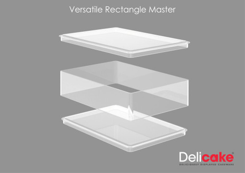 Delicake Versatile Rectangle Master