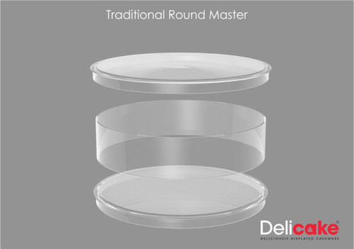 Delicake Traditional Round Master
