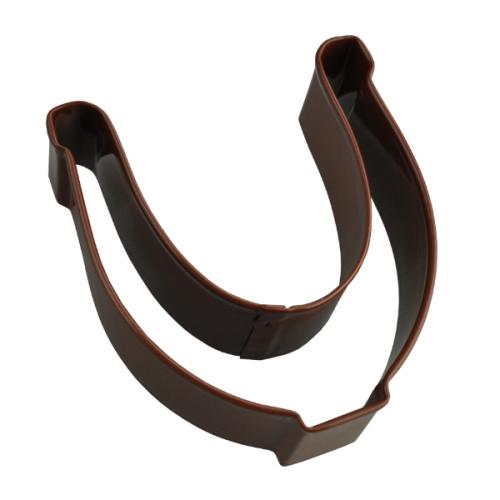 Horse Shoe Tin Plate Cookie Cutter (Fox Run)