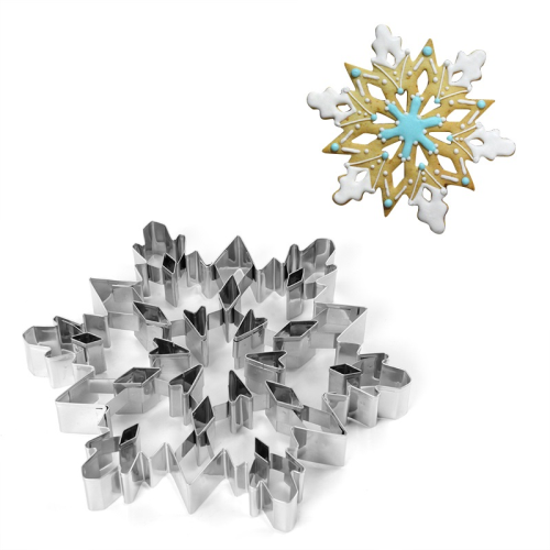 Magic Snowflake Large Stainless Cutter