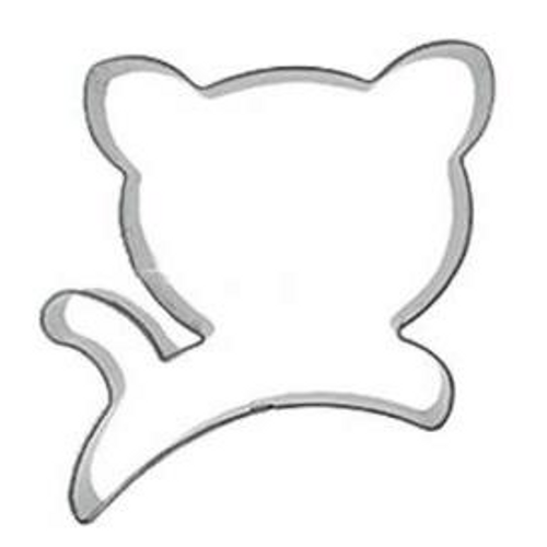 Pussy Cat Alloy Tin Cutter