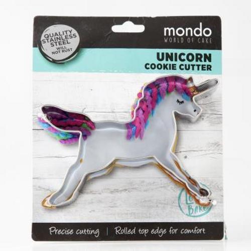 Mondo Unicorn Cookie Cutter