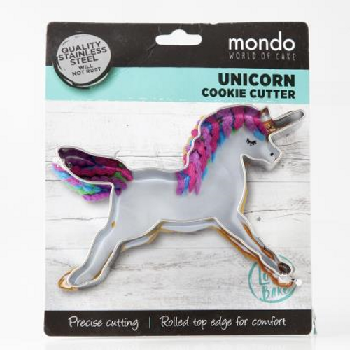 Mondo Unicorn Cookie Cutter