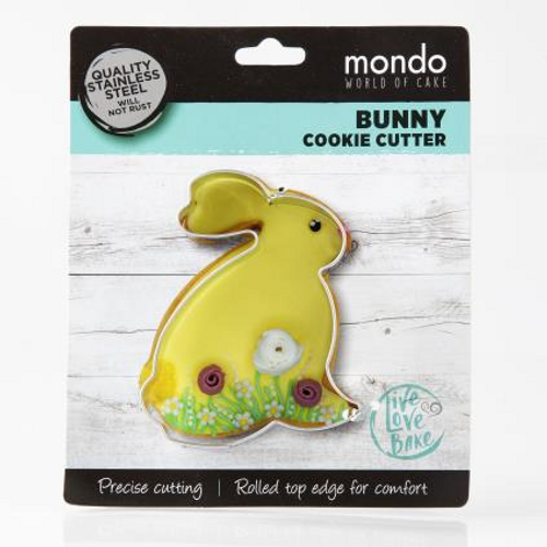 Mondo Bunny Cookie Cutter