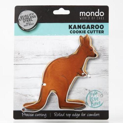 Mondo Kangaroo Cookie Cutter